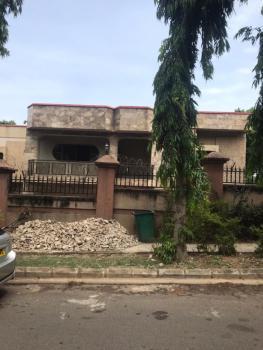 Decent 5 Bedrooms Semi Detached Duplex with a Bq, Maitama District, Abuja, Semi-detached Duplex for Rent