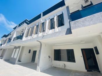 Humongous 4 Bedrooms Terraced Duplex with Bq, Ilasan Beside World Oil, Ikate, Lekki, Lagos, Terraced Duplex for Sale