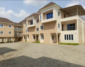 Luxury 8 Units of 4 Bedroom Terrace Duplexes, Katampe Extension, Katampe, Abuja, Terraced Duplex for Sale