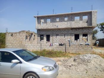 Uncompleted 4 Unit of 2 Bedrooms Flats (tarred Road), Fo1 Layout, Kubwa, Abuja, House for Sale