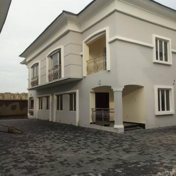 Fully Service 3 Bedroom Semi Detached with 1 Room Bq, Off Freedom Way, Lekki Phase 1, Lekki, Lagos, Semi-detached Duplex for Rent