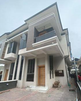 Spacious and Very Well Finished 4 Bedroom Semi Detached Duplex;, Chevron, Lekki, Lagos, Semi-detached Duplex for Rent