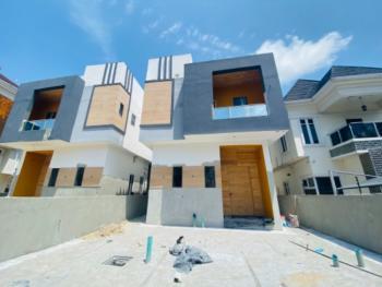 Exquisitely 5 Bedroom Fully Detached Duplex with Bq,contemporary Design, Osapa, Lekki, Lagos, Detached Duplex for Sale