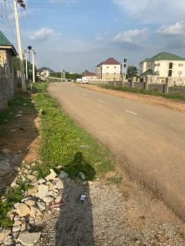 a Strategic Residential Land, Before Peace Court, Jahi, Abuja, Residential Land for Sale
