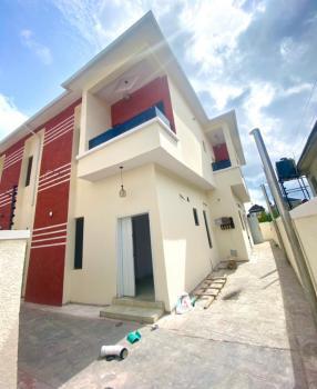 Newly Built 4 Bedroom Semi Detached Duplex;, Ajah, Lagos, Semi-detached Duplex for Sale