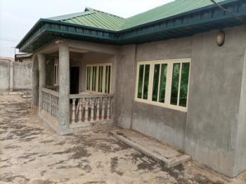 3 Bedroom Bungalow, 20 Gbadamosi Street, Behind Peak Lane School, Alagbole, Ifo, Ogun, Detached Bungalow for Sale