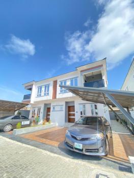 This Elegantly Finished 5 Bedroom Semi-detached Duplex with Gym,, Ikate Elegushi, Lekki, Lagos, Semi-detached Duplex for Sale