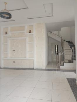Luxury and Exquisite Finished 4 Bedroomd Detached Duplex with Bq, By Chevron Drive, Lekki Phase 2, Lekki, Lagos, Detached Duplex for Sale
