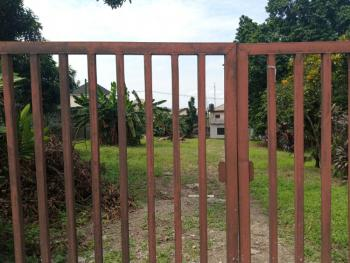 Well Located 3 Plots of Dry and Firm Land, William Jumbo Street, Old Gra, Port Harcourt, Rivers, Mixed-use Land for Sale