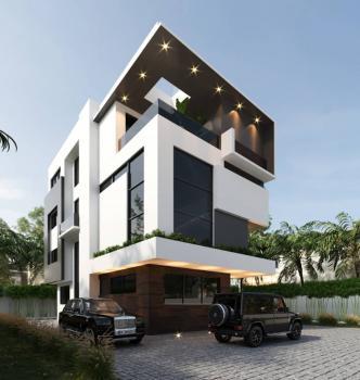 Off Plan 5 Bedrooms Semi Detached Duplex, Off Gerard Road, Old Ikoyi, Ikoyi, Lagos, Semi-detached Duplex for Sale
