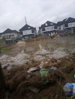 a Plot of Land Measuring 1217sqm, Facing Express Opposite Zenith Back, Osapa, Lekki, Lagos, Mixed-use Land for Sale