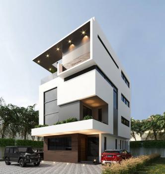 Off Plan 5 Bedrooms Detached Duplex, Off Gerrard Road, Old Ikoyi, Ikoyi, Lagos, Detached Duplex for Sale