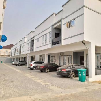 4 Bedroom Terrace, Lafiaji Orchid Road By 2nd Toll Gate, Lekki, Lagos, Terraced Bungalow for Rent