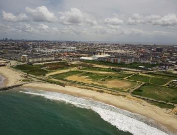 Beach Front Land  Available, Ilasan, Lekki, Lagos, Mixed-use Land for Sale