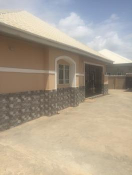 Clean 3 Bedroom Fully Detached Bungalow, Rainbow Estate, Lugbe District, Abuja, Detached Bungalow for Rent