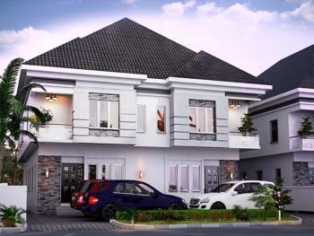 4 Bedroom Semi-detached Duplex, Ikate Elegushi, Lekki, Lagos, Semi-detached Duplex for Sale
