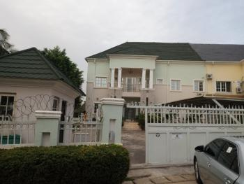 5 Bedroom Semi Detached Duplex with 2 Bedroom Guest Chalet and Bq, Apo, Abuja, Flat / Apartment for Rent