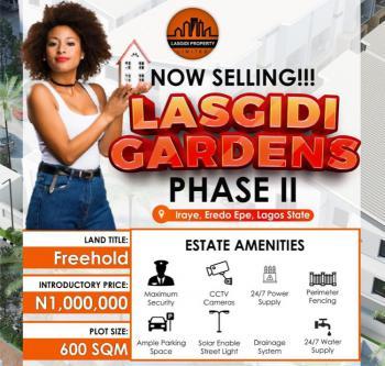600sqm Dry Land, Iraye Eredo, Epe, Lagos, Mixed-use Land for Sale