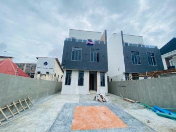 Beautiful 5 Bedroom Fully Detached Duplex/bq,contemporary Design, Before Chevron, Lekki Expressway, Lekki, Lagos, Detached Duplex for Sale