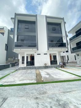 Incredibly Newly Built  4 Bedroom Semi Detached + Bq with Jacuzzi, Banana Island, Ikoyi, Lagos, Semi-detached Duplex for Sale