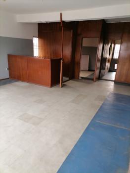 Massive Office Space, Along Ogunnusi Road, Ogba, Ikeja, Lagos, Office Space for Rent