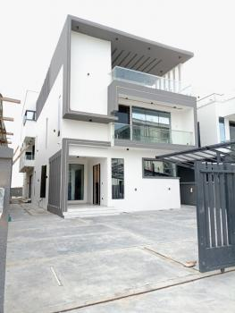 Contemporary Built 5 Bedrooms Mansion with Pool, Cinema and Bq, Osapa London, Lekki Phase 2, Lekki, Lagos, Detached Duplex for Sale