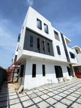 Incredibly Luxuriously Newly Built 4 Bedrooms Fully Detached with Bq, Ikate, Lekki, Lagos, Detached Duplex for Sale