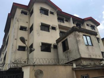 Solid Block of 12 Units of 3 Bedroom Flat on 1,146.570sqm, Ajao Estate, Isolo, Lagos, Block of Flats for Sale