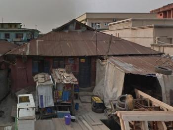a Tenement Bungalow, Shomolu, Lagos, Detached Bungalow for Sale