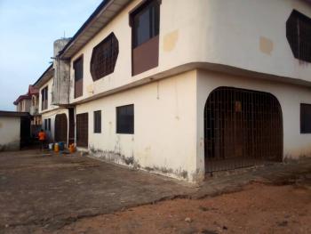 4 Bedrooms Duplex with 2 Number of 3 Bedroom Flat on 1½ Plot of Land, Mercury Estate, Ekoro Agbelekale, Abule Egba, Agege, Lagos, Detached Duplex for Sale