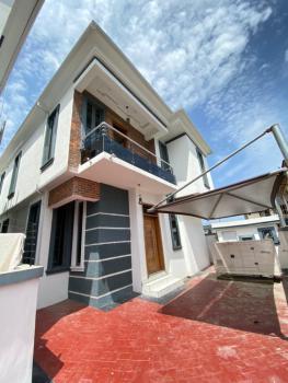 Tastefully Luxurious New Built 5 Bedrooms Fully Detached Duplex + Bq, Chevron, Lekki, Lagos, Detached Duplex for Sale