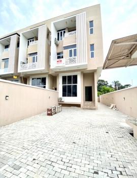 Brand New 5 Bedrooms Semi Detached Duplex Located in a Secured Area, Old Ikoyi, Ikoyi, Lagos, Semi-detached Duplex for Sale