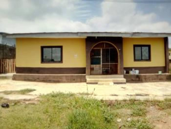 3 Bedroom and a Self Contained Room in an Estate, Omologede Fha Estate, Meiran Agbado, Agege, Lagos, Semi-detached Bungalow for Sale