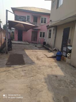 Beautiful Spacious 2 Bedroom Office Space Upstairs Pop Self Entrance, on The Allen Major Road, Allen, Ikeja, Lagos, Office Space for Rent