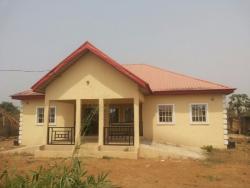 3 Bedroom Detached Bungalow House, Smart Estate, Idoro Road, Uyo, Akwa Ibom, Detached Bungalow for Sale