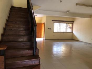 Lovely Spacious 3 Bedroom Duplex + Bq ( Self-compound), Yaba, Lagos, Detached Duplex for Sale