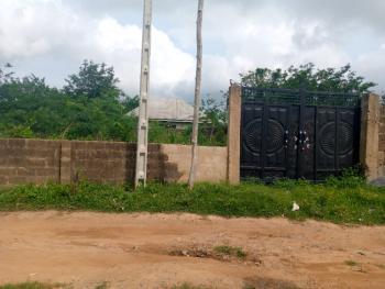 Nice Fenced and Gated Plot of Land in a Serene Neighborhood, Lane 1 Peace Estate, Pillar Area, Off Ashipa-oleyo Road Akala Express, Oluyole, Oyo, Residential Land for Sale