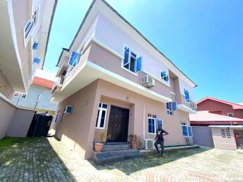 5 Bedroom Fully Detached with Bq, Ac , Inverter and Can Park 8 Cars, Before Jakande, Lekki, Lagos, Detached Duplex for Rent