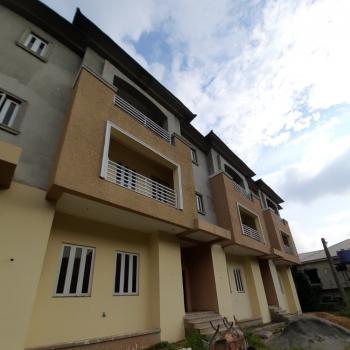 4 Bedroom Terrace Duplex, Off T.y Danjuma, Asokoro District, Abuja, Terraced Duplex for Sale
