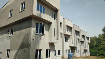 4 Bedroom Terrace Duplex, 2 Living Rooms, 1 Room Bq, Swimming Pool, Maitama, Maitama District, Abuja, Terraced Duplex for Sale