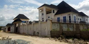 Luxurious Contemporary Mansion with Visitors Lounge & All Rms Ensuite, Stanley Nwadike Crescent, Ezeakiri Residential Layout, Owerri North, Imo, Detached Duplex for Sale