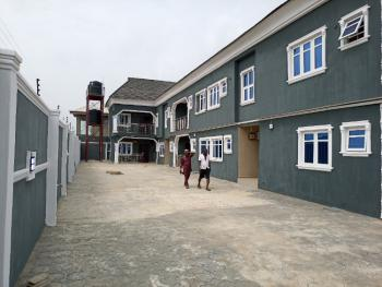 Tastefully Built 2 Bedroom Flat Pop Ceiling 9ice Kitchen, Aparadija Ogun State Close to Ayobo, Ipaja, Lagos, Flat for Rent