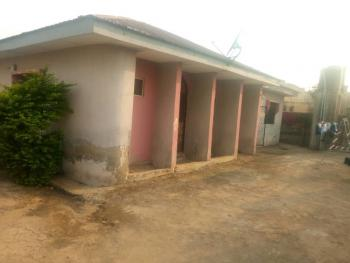 Two Nos Three Bedroom Bungalow Is 733 Sqmts of Land, Ijoka Estate, Esure Quarters, Akure, Ondo, Detached Bungalow for Sale