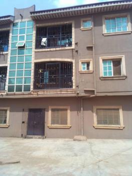 House, Okearo, Agege, Lagos, Block of Flats for Sale