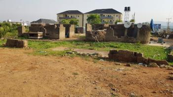 Strategically Located 4000sqm Land with C of O, Adjacent The Court, After Stella Maris, Life Camp, Abuja, Residential Land for Sale