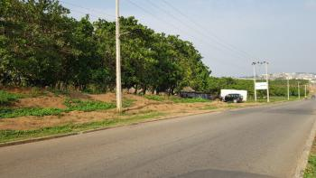 3500sqm Filling Station Land with C of O, on The Road to Paradise Estate, Life Camp, Abuja, Commercial Land for Sale