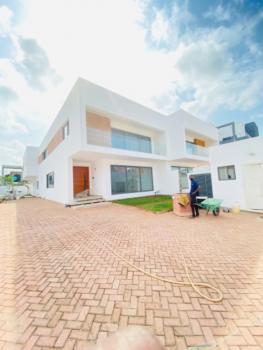 Exquisite 4 Bedroom Semidetached Duplex with a Room Bq, Lekki Phase 1, Lekki, Lagos, Semi-detached Duplex for Sale