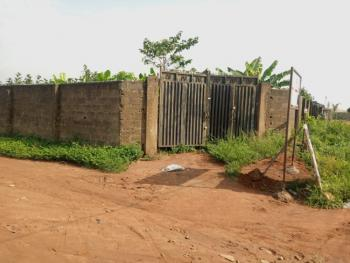 a Plot of Land on Corner Pieces, Fenced and Gated, Abule Eko Area, Off Ijede Road, Ikorodu, Lagos, Residential Land for Sale