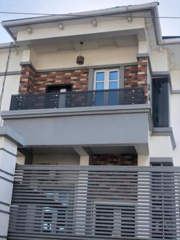 4 Bedroom Fully Furnished Semi Detached Duplex with a Room Bq, Ikota, Lekki, Lagos, Semi-detached Duplex for Rent