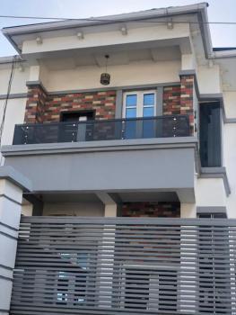 Fully Furnished 4 Bedroom Semi-detached Duplex with a Room Bq, Ikota, Lekki, Lagos, Semi-detached Duplex for Rent